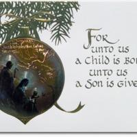 For unto us...